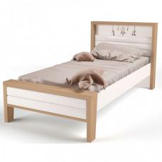 Подростковая кровать ABC-King Mix Ловец снов №2 с мягким изножьем 160х90 см