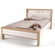 Подростковая кровать ABC-King Mix Ловец снов №2 с мягким изножьем 190х120 см