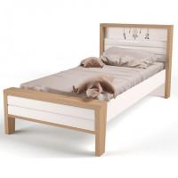 Подростковая кровать ABC-King Mix Ловец снов №2 с мягким изножьем 190х90 см