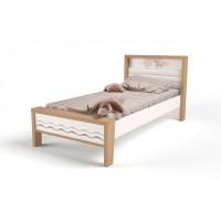 Подростковая кровать ABC-King Mix Ocean №1 160x90 см