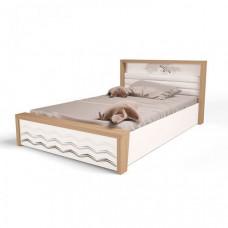 Подростковая кровать ABC-King Mix Ocean №5 c подъёмным механизмом 160x90 см