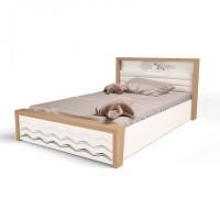 Подростковая кровать ABC-King Mix Ocean №5 c подъёмным механизмом 190x120 см