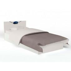 Подростковая кровать ABC-King Police с подъёмный механизмом 190x120 см