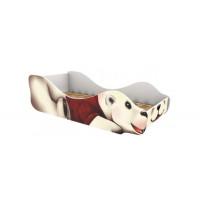 Подростковая кровать Бельмарко Полярный мишка-Умка