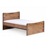 Подростковая кровать Cilek Black Pirate 100x200 см