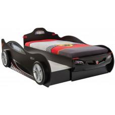 Подростковая кровать Cilek двухместная Машина Coupe