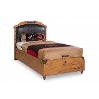 Подростковая кровать Cilek с подьемным механизмом Black Pirate