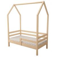 Подростковая кровать Forest домик Primavera (неокрашенная)
