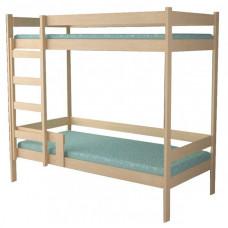 Подростковая кровать Forest Viento двухъярусная (неокрашенная)