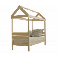 Подростковая кровать Green Mebel Домик 70х160 см