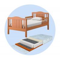 Подростковая кровать Nuovita Volo с матрасом Lago 160х80