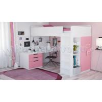 Подростковая кровать Polini Чердак Simple