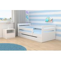 Подростковая кровать Столики Детям с бортиком Мода 80x160 см