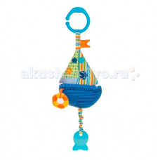 Подвесная игрушка BabyOno Кораблик со звуком воды