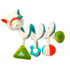 Подвесная игрушка BabyOno спиралька Lama