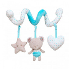 Подвесная игрушка BabyOno Спиралька Мишка Tony