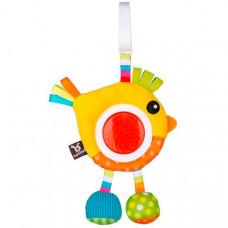 Подвесная игрушка BenBat Погремушка Птичка Rattles