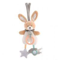 Подвесная игрушка Chicco Bunny Зайчик