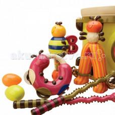 Погремушка B.Toys B.Dot Барабан