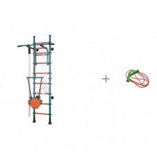 Polini Детский спортивный комплекс Sport Turbo со спортивной скакалкой Стеллар