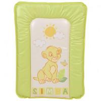 Polini Kids Матрас для пеленания Disney baby Король Лев 70х50 см