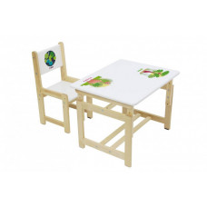 Polini Комплект детской мебели Eco 400 SM