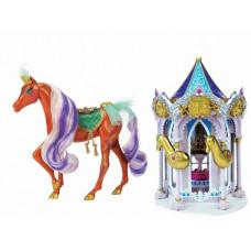 Pony Royal Набор Пони Рояль: карусель и королевская лошадь Сиенна