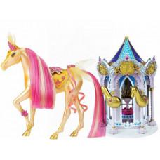 Pony Royal Набор Пони Рояль: карусель и королевская лошадь Солнечный луч