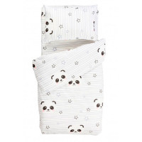 Постельное белье Forest kids Panda 160х80 см (3 предмета)