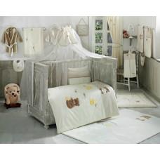 Постельное белье Kidboo Honey Bear Soft (4 предмета)