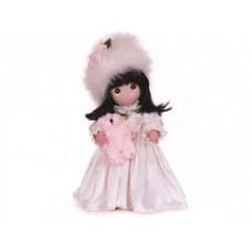 Precious Кукла с мишкой 40 см