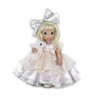 Precious Кукла В кружевах с питомцем 40 см