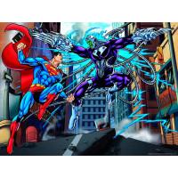 Prime 3D Стерео пазл Супермен против Брейниака