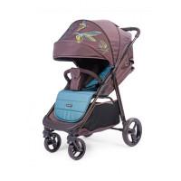 Прогулочная коляска Happy Baby Ultima V2 X4 с рисунком