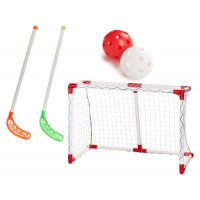 Proxima Набор для игры в хоккей на траве: 1 ворота, 2 клюшки и 2 мяча