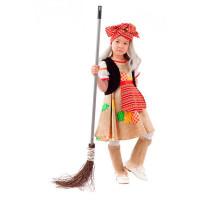 Пуговка Карнавальный костюм Баба Яга Русские сказки 1068 к-20
