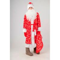 Пуговка Карнавальный костюм Дед Мороз Морозко Новогодняя сказка