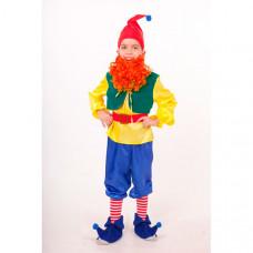 Пуговка Карнавальный костюм Гном Тилли Сказочный маскарад