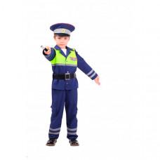 Пуговка Карнавальный костюм Инспектор ДПС Профессии