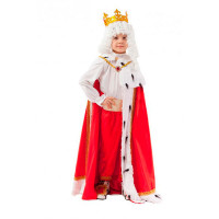 Пуговка Карнавальный костюм Король Сказочный маскарад