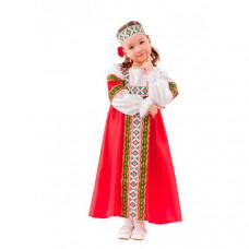Пуговка Карнавальный костюм Марьюшка Сказочный маскарад