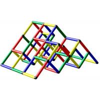 Quadro Конструктор крупногабаритный Climbing pyramid