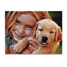 Quercetti Пиксельная мозаика серии Фото Создай свое Фото