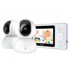 Ramili Видеоняня с двумя камерами Baby RV500X2