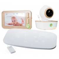 Ramili Видеоняня с монитором дыхания Baby RV1300SP