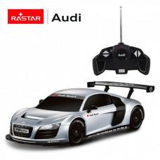 Rastar Машина на радиоуправлении Audi R8 1:18