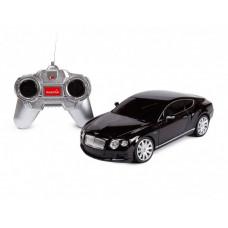 Rastar Машина на радиоуправлении Bentley Continental GT speed 1:24