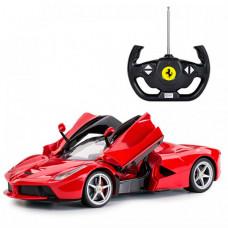 Rastar Машина на радиоуправлении Ferrari LaFerrari со световыми эффектами 1:14