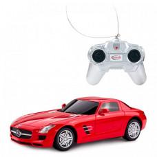 Rastar Машина на радиоуправлении Mercedes SLS AMG 19 см 1:24