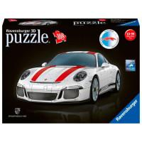 Ravensburger 3D Пазл Porsche 911R 108 элемента